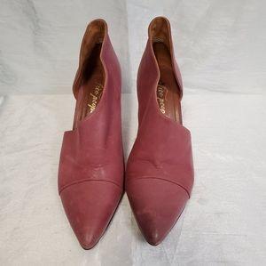 SALE‼️Free People Royale Heel Booties
